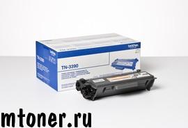 Brother TN-3390 Картридж для HL6180DW, DCP8250DN, MFC8950DW, 12000 стр.